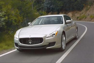 Maserati seeks shop for SUV launch