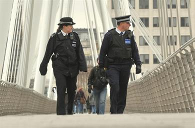 Met Police calls pitch for consultancy brief