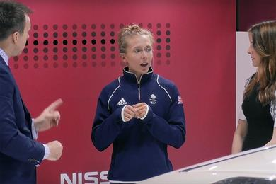 Nissan pretends to be the world's worst sponsor in Team GB prank