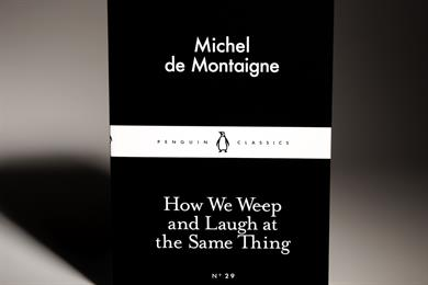 Literary insights - 29: How We Laugh and Weep at the Same Thing
