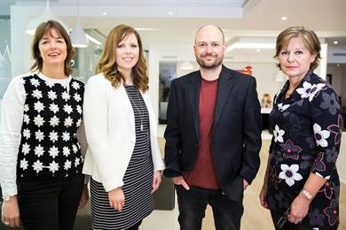 OgilvyOne boosts leadership team with four promotions