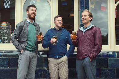 Paddy Power launches cheeky 'pocket jostle' ad to promote new app