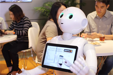 MasterCard payment scheme in Pizza Hut proves Pepper the robot is worth its salt