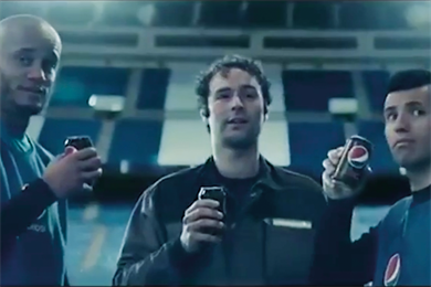 Turkey of the week: Pepsi Max, Abbott Mead Vickers BBDO