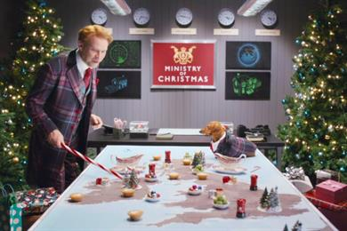 Watch: The Post Office's first Christmas TV campaign in five years