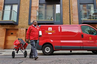 M&C Saatchi wins Royal Mail