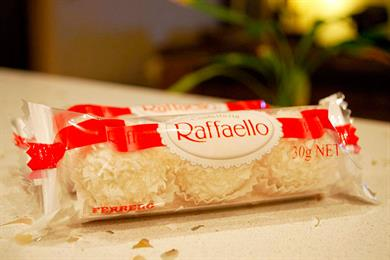 Karmarama captures £2m Raffaello ad account
