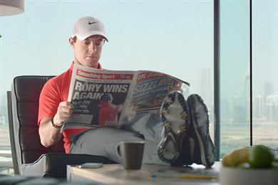 Ennis and McIlroy return in latest Santander campaign
