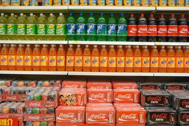 Soft drinks industry urges government to 'face the facts' and ditch Osborne's sugar tax