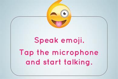 SapientNitro launches emoji translator