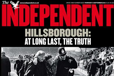 The Independent: tribute to newspaper's print edition after 30 years