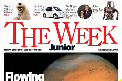 The Week launches Junior edition as first brand extension
