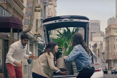 Uber plots UK ad campaign
