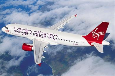 Virgin Atlantic swaps Arena for PHD