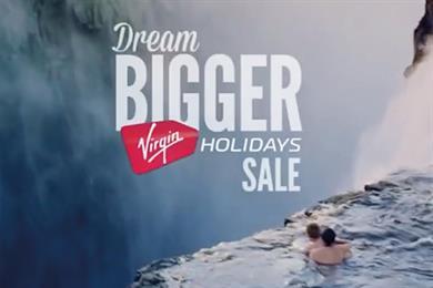 AMV BBDO beats Droga5 to land Virgin Holidays brief