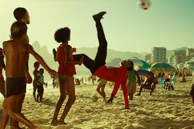 Visa launches World Cup campaign with Usain Bolt