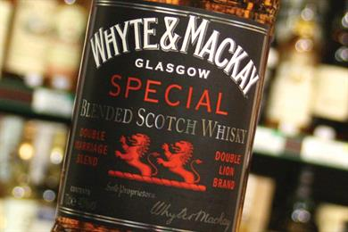 Whyte & Mackay kicks off hunt for ad agency