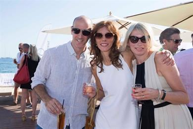 Cannes 2015: Photos from the Campaign beach party