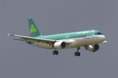 Aer Lingus launches European ad contest