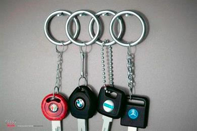 Everyday relevance helps Audi stand out from rivals