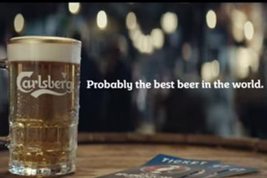 Alcohol ads seen 'once a minute' during Euro 2016