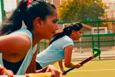 Isn't it about time more brands got behind our future female athletes?