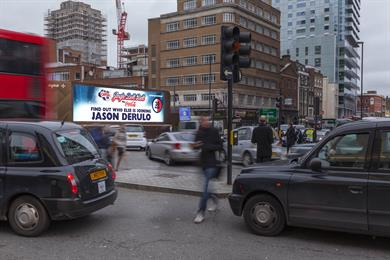 Capital set to reveal Jingle Bell Ball line-up live on DOOH screens
