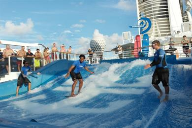 Holler wins Royal Caribbean social media business