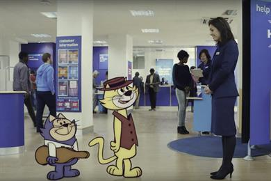 Halifax is the indisputable leader of the banks, as Top Cat might say