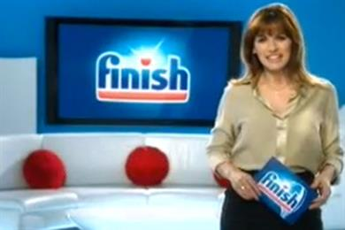 'Misleading' Finish dishwasher cleaner ad banned by ASA