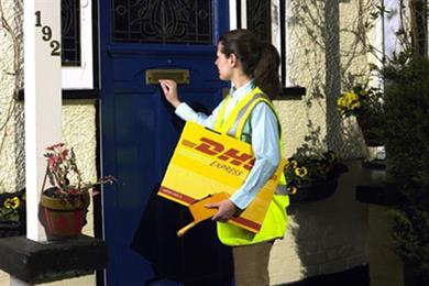 Sky wins DHL as first international client