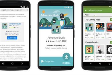Google reveals new tools to help brands reach specific customers and push new apps