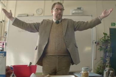 Rufus Hound fronts St John Ambulance first aid campaign