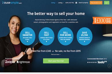 Carphone Warehouse founder invests £13m in HouseSimple