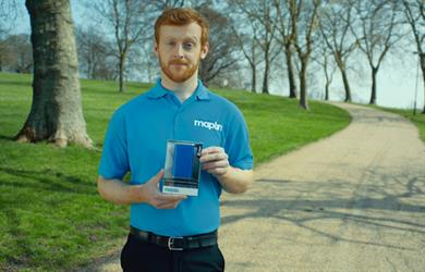 Maplin staff come to the rescue in new TV campaign