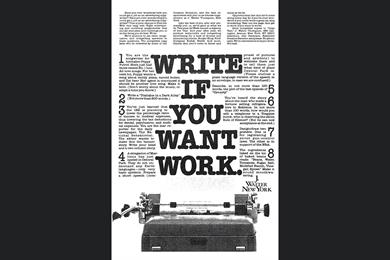 History of advertising: No 138: The JWT copy test