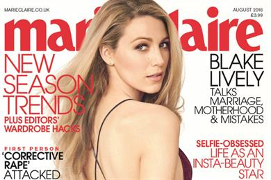 Marie Claire expands into beauty retail with Ocado deal