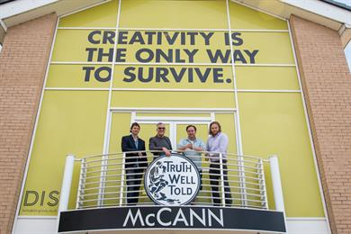 McCann Central hires Bray Leino's Elsom as group creative director