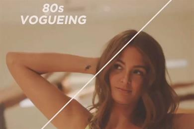 J2O's Instagram ad with Millie Mackintosh doing yoga banned