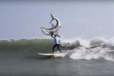 O&M South Africa apologises for 'disrespectful' shark attack ad