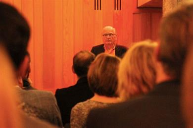 An evening with Bullmore: the 16 best bits