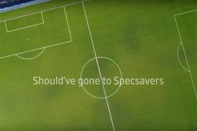 Smart Energy GB accuses Specsavers of creating copycat ad