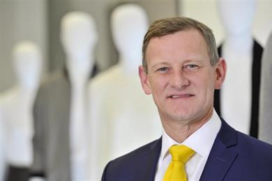 M&S profits up but CEO Rowe warns of lean times ahead