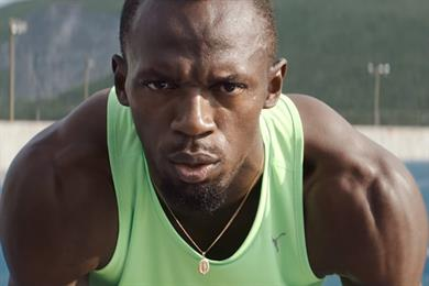 Usain Bolt becomes the face for new insole brand Enertor