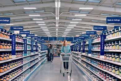Wickes launches first campaign from Iris
