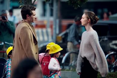 Uniqlo's first global campaign asks why we get dressed