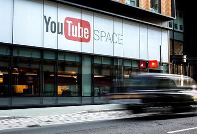 Watch: Inside YouTube's new creator studio in London