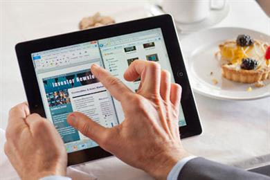 MSN UK makes iPad debut