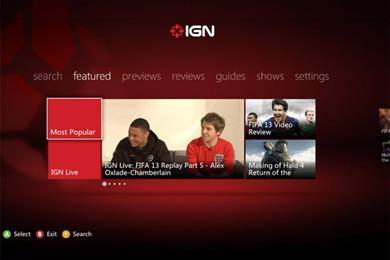 Gaming publisher launches first Xbox Live app