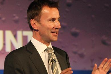 Hunt rows back on national channel for local TV